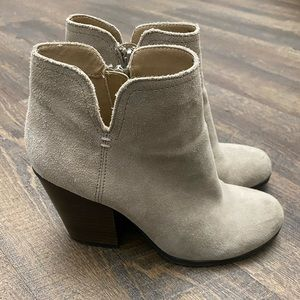 Heeled Ankle Booties